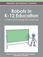 Robots in k 12 education a new technology for learning robots in k 12 education a new technology for learning book citation index fandeluxe Choice Image
