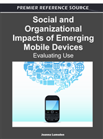 Framing the Context of Use for Mobile HCI