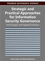 Information Security Governance and Standard Based Management Systems