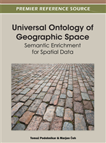 Geographic Space Ontology, Locus-Object, and Spatial Data Representation Semantic Theory