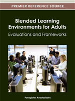 Design of a Blended Learning Environment for the Training of Greek Teachers: Results of the Survey on Educational Needs