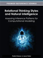 Structure of the Relational Thinking Styles Model