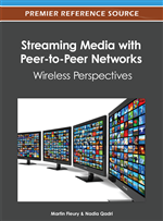 Streaming Media with Peer-to-Peer Networks: Wireless Perspectives