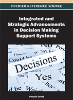 Integrated and Strategic Advancements in Decision Making Support Systems