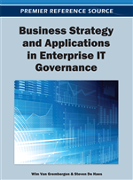 Detection of Strategies in IT Organizations through an Integrated IT Compliance Model