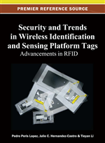 From the Farm to Fork: Information Security Accomplishment in a RFID Based Tracking Chain for Food Sector