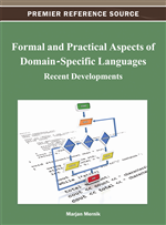 Abstraction of Computer Language Patterns: The Inference of Textual Notation for a DSL