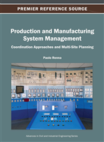 Distributed Production Planning Models in Production Networks