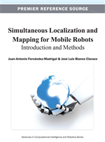 Simultaneous Localization and Mapping for Mobile Robots: Introduction and Methods