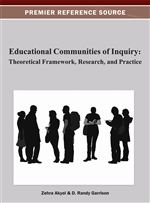 Educational Communities of Inquiry: Theoretical Framework, Research and Practice