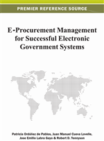 Electronic Government Systems for e-Procurement Procedure in the EU