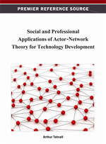 Mediated Action and Network of Actors: From Ladders, Stairs and Lifts to Escalators (and Travelators)