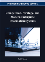 Sustainable Competitive Advantage in E-Commerce and the Role of the Enterprise System