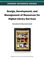 Design, Development, and Management of Resources for Digital Library Services