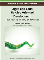Improving Lean, Service-Oriented Software Development at Codeweavers Ltd