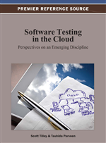 Testing Web Services in the Cloud