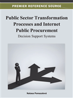 Public Procurement in the Czech Republic: Focused on Regional Development and E-Procurement
