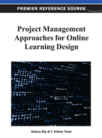 Using an Evolving Electronic Stylebook as a Touchstone for Online Learning Project Management