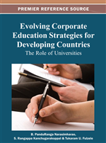 Corporate Education in Universities in India