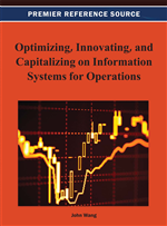 Optimizing, Innovating, and Capitalizing on Information Systems for Operations