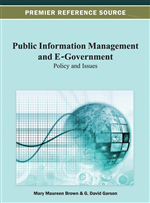 The Vision of E-Governance: A Theoretical and Historical View