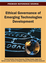 Three Models for Ethical Governance of Nanotechnology and Position of EGAIS' Ideas within the Field