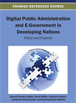 E-Governance as a Paradigm Shift in Public Administration: Theories, Applications, and Management