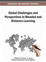 An Associate Dean's Community of Practice: Rising to the Leadership Challenges of Engaging Distance Students using Blended Models of Learning and Teaching