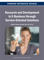 Research and Development in E-Business through Service-Oriented Solutions