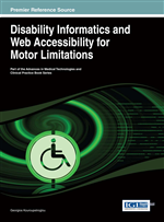 An Affective Computer-Mediated Learning for Persons with Motor Impairments