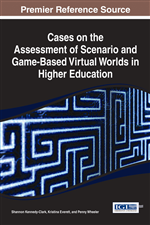 Methods for Assessing 3D Virtual Worlds in Design Education