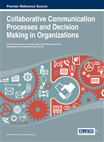 Decision-Making in Organizations: A Case Study of the Use of GDSS in University Planning