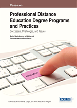 Implementation of Scholarship of Teaching and Learning through an On-Line Masters Program