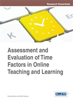 Assessment and Evaluation of Time Factors in Online Teaching and Learning