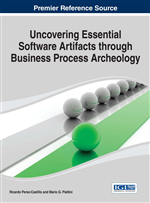 Business Process Modeling with Services: Reverse Engineering Databases