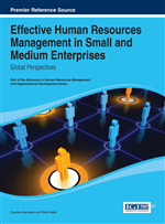 The Role of Human Resources Practices in Conflict Management: Implications for Small-Medium Enterprises