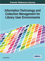 Database System for the Virtual Collection: Information Experts Merging IT and Collection Management for Real Solutions in the User Environment