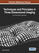 Integral 3-D Imaging Techniques