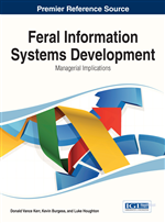 Participation in Social Networks as Feral Information Systems