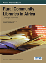 An Overview of Prior Research on Select Community Libraries