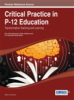 Critical Practice in P-12 Education: Transformative Teaching and Learning