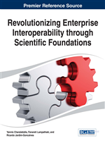 Underpinning EISB with Enterprise Interoperability Neighboring Scientific Domains