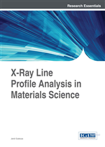 X-Ray Line Profile Analysis for Single Crystals