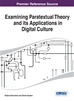 Bridging The Unknown: An Interdisciplinary Case Study of Paratext in Electronic Literature