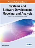 Systems and Software Development, Modeling, and Analysis: New Perspectives and Methodologies