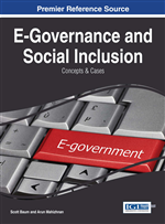 E-Government in the OECD: A Comparative Geographic Analysis
