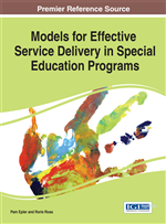 Special Education Service Delivery Models around the Globe