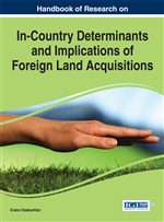 Sino-African Foreign Direct Investment in Land: Problems and Prospects