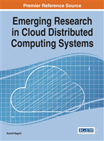 Emerging Research in Cloud Distributed Computing Systems