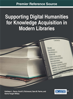 Digital Humanities and Librarians: A Team-Based Approach to Learning
